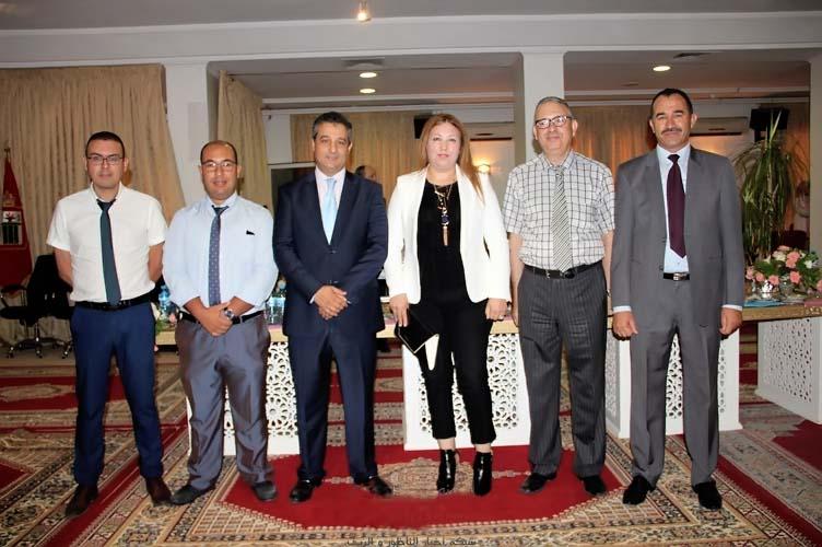 البنك الشعبي للناظور- الحسيمة يواكب مغاربة العالم.