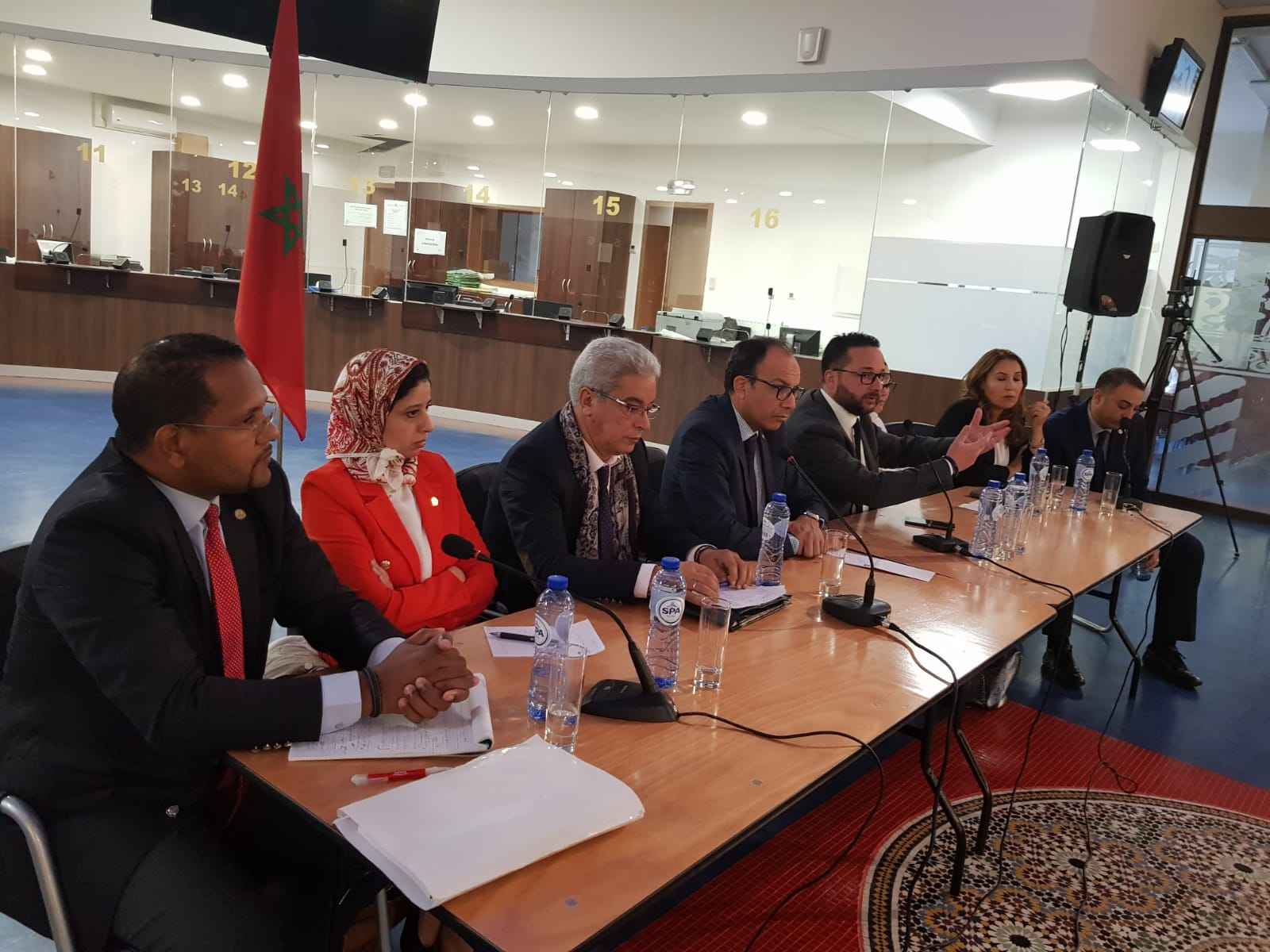 المجلس الجهوي للموثقين بالرباط ينظم لقاء تواصلي ناجح مع الجالية المغربية المقيمة ببلجيكا.