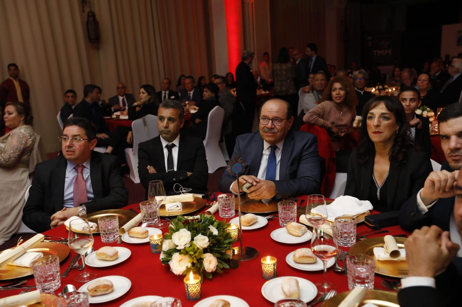 مجلس الجالية المغربية المقيمة في الخارج و مؤسسات أخرى يكرمون رجل الأعمال الناجح شاطر عبد الإله.