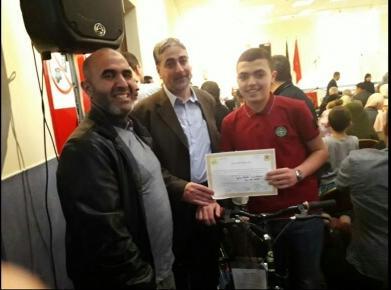 السفارة المغربية ببروكسيل توزع الشواهد على الناجحين في التعليم الإبتدائي لهذه السنة